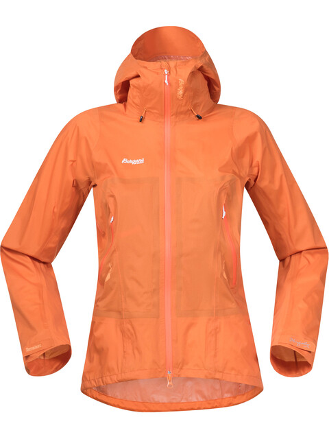 Bergans Miendalstind Jakke Damer orange
